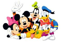 Happy Birthday with Mickey and Friends