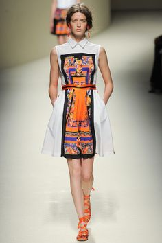 Alberta Ferretti | Spring 2014 Ready-to-Wear Collection | Style.com... really an amazing collection...