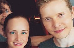 This Selfie Of Rory and Logan Will Make Your Heart Explode