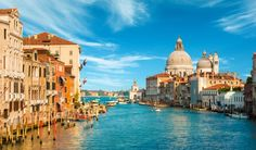 "Italy has long been a favorite honeymoon location for newlyweds. After all, nothing says ""amore"" quite like a gondola ride through the Grand Canal as you sail past historic buildings."