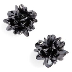 Gorgeous stud earrings from Kate Spade. These are meant to look like chunks of rock candy. Perfect for a fun, edgy look. These are the black color. Never been worn, includes drawstring bag they came in. Style: Flying Colors Rock Candy Studs Kate Spade Earrings, Stud Earrings, Rock Jewelry, Rock Candy, Edgy Look, Really Cool Stuff, Women Jewelry, Bauble, Colors