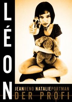Leon The Professional, Luc Besson, 1994 http://swimminginfire.blogspot.com/2011/04/poster-of-day-leon-professional-1994.html