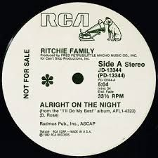 Funk-Disco-Soul-Groove-Rap: Ritchie_Family - Alright_On_The_Night