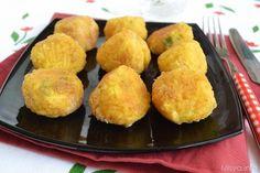 Polpette di riso, scopri la ricetta: http://www.misya.info/2015/07/09/polpette-di-riso.htm