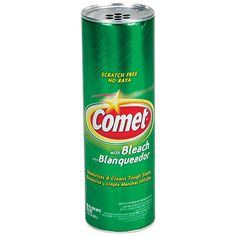 Products for the home - Comet® With Bleach #BigLots.