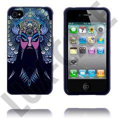 Zing (Purple Wizard) iPhone 4 Deksel