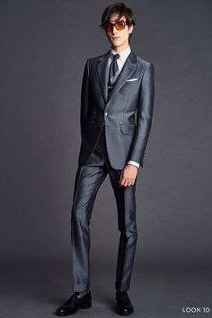 Tom Ford Men's RTW Spring 2016