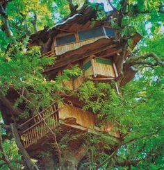 15 Casas Incríveis Construídas na Natureza (parte 2) - Chiado Magazine | Arte, Cultura e Lazer...