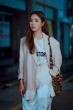 Seoul Fashion, Korean Fashion, Girl Outfits, Cute Outfits, Fashion Outfits, Shin Se Kyung, Korean Actresses, Korean Celebrities, Kawaii Fashion