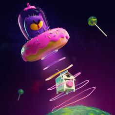 Space Cat Character Concept, Concept Art, Character Design, Space Cat, Character Illustration, Illustration Art, 3d Cinema, Modelos 3d, 3d Artwork