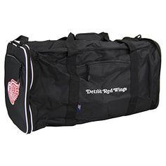 Red Wings Duffle Bags