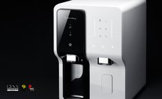 Products we like / Dispenser / Black / White / Minimal / at INSPIRED-CITY