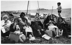 Only in England: Photographs by Tony Ray-Jones and Martin Parr. Science Museum, London, until 16 March Images copyright Martin Parr/Magnum Photos and National Media Museum. Martin Parr, Seaside Holidays, British Seaside, British Isles, Brighton Uk, Street Photographers, Beach Pictures, Art Pictures, Photography Tips