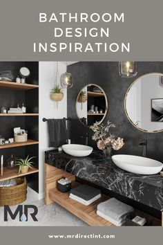 Does your bathroom need an upgrade? Whether you are going to do a complete bathroom remodel, or just make a few upgrades,  this  will give you some major bathroom inspiration.  Are you considering changing your bathroom sink?  Discover PolyStone vessel sinks, and give your bathroom a subtle grace that complements both modern design and traditional décor. #bathroomdecor #bathromideas #bathroomdesign #bathroomremodel #remodel #homedecorideas #decorideas Spa Like Bathroom, Modern Master Bathroom, Small Bathroom, Bathroom Ideas, Bathroom Design Inspiration, Bathroom Interior Design, Sink Faucets, Sinks, Traditional Décor