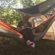 #hammocklife by @roxanne_a_roxanne