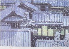 関野準一郎『吉原 』Sekino Jun'ichiro