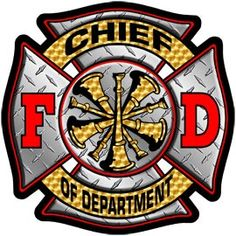 Firefighter Decals for the Fire Department Ranks. Firefighter/EMT Diamond Plate Maltese Decal is an exterior window decal. We offer ranks from EMT to Retired! Fire Dept, Fire Department, Firefighter Family, Firefighter Gifts, Firefighter Logo, Firefighter Pictures, Firefighter Stickers, Firefighter Clipart, Fire Badge