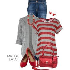 Traveling, created by maggiebags on Polyvore