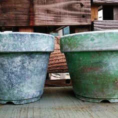 エイジングペイント/ステッカーラベル/アクリル絵具/リメ鉢/リメイクのインテリア実例 - 2015-06-23 18:42:15 | RoomClip(ルームクリップ)