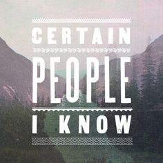 Certain People I Know S/T (2012 Count Your Lucky Stars).