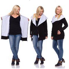 Baby carrier hoodie 3in1 baby carrier coat by VivalaMamaBerlin