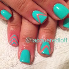 Nails Photo taken by @lacqueredloft on Instagram, pinned via the InstaPin iOS App! (12/30/2015)