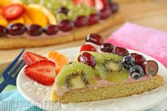 Fruit Pizza - SugarHero