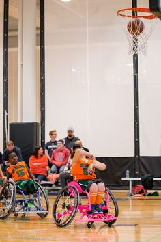https://flic.kr/p/21fsBwh | Jr. Pacers Wheelchair Basketball Home Tournament @ Mary Free Bed YMCA - Nov 4, 2017