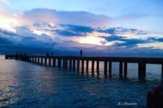 Sunset in Aguadilla,P.R. -