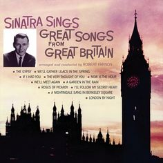 Frank Sinatra - Sinatra Sings Great Songs From Great Britain on LP
