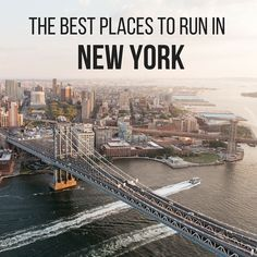 The Best Places to Run in New York