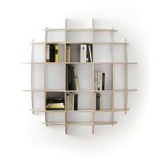 Big Jim 150 Plywood shelf Bookcase