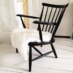 De 10 beste afbeeldingen van spijlen stoel | Stoelen