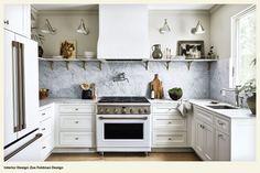 Best Interior Design Blogs, Marble Shelf, Marble Furniture, White Appliances, Traditional Kitchen, Ducati, A Boutique, Washington Dc, Design Trends