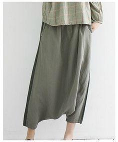똥싼바지 패턴 . 바지패턴 . 알리딘바지 패턴. 이미지똥싼바지 패턴 . 바지패턴 . 알리딘바지 패턴. 이미지... Sewing Pants, Sewing Clothes, Kimono Fabric, Couture Sewing, Pants Pattern, Linen Pants, Indian Designer Wear, Japanese Fashion, Collar Shirts
