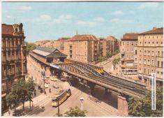U-Bahnhof Dimitroffstraße, Schönhauser / Kastanienallee - 1965 Rapid Transit, U Bahn, Outside World, Dream City, Cold War, World War I, Public Transport, Paris Skyline, The Past