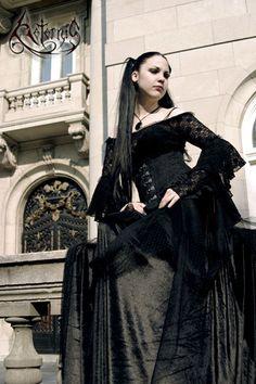 Victorian Goth - Victorian goth http://victorian-goth.tumblr.com/