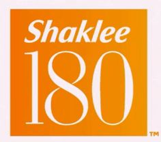 Introducing the Shaklee 180. What is Shaklee 180?  Shaklee 180 is the revolutionary new weight loss program from Shaklee that helps you safely and easily lose weight and keep it off for good! ..Stay tuned for details. 1/1/13