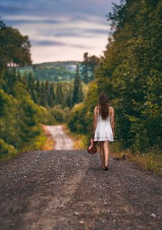 Long Road by Lee Bodson on 500px