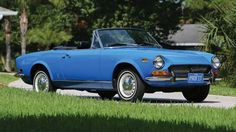 Auctions America is a leader in collector car auctions, classic auto auctions, antique car auctions and vintage car and motorcycle auctions in the United States. Fiat 124 Sport Spider, Fiat 124 Spider, Suspended License, Fiat Abarth, Steyr, Classic Italian, Lawyers, Fort Lauderdale, Alfa Romeo