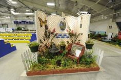 FFA exhibits are always a great sight, with beautiful landscaping and creative gardening, don't miss a great display!