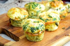 ... Cheese Cornmeal Muffins | Food | Pinterest | Feta, Spinach and Muffins