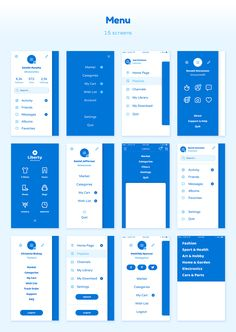 Liberty Wireframe Kit a simple tool for drawing your mobile apps. Wireframe Design, Web Ui Design, Android App Design, Android Apps, Menue Design, Ui Design Mobile, Site Model, Web Mobile, App Design Inspiration