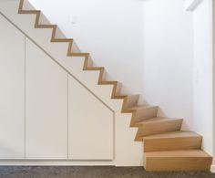 Kast onder trap - Handmade in Belgium