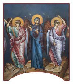 Byzantine Icons, Byzantine Art, Religious Icons, Religious Art, File Image, Orthodox Icons, Close Image, Egypt, Medieval