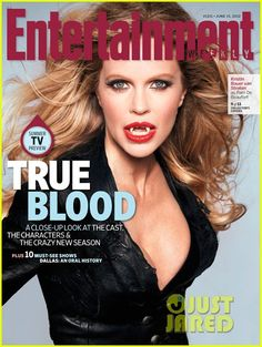 'Entertainment Weekly' Pam of True Blood