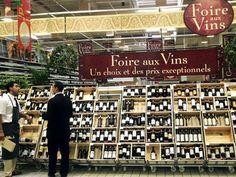 Wine festival / la foire aux vins