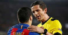 #PSG sent 5-page letter of complaint about referee in match v #Barcelona.