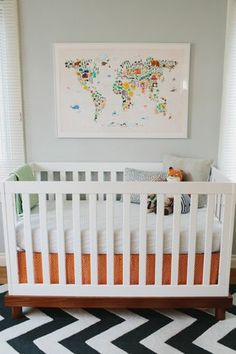 Sneak A Peek // Nash's Nursery Tour