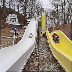 SnowWorld is open through March 1, 2015 at Lake Lanier Islands in north #Georgia!